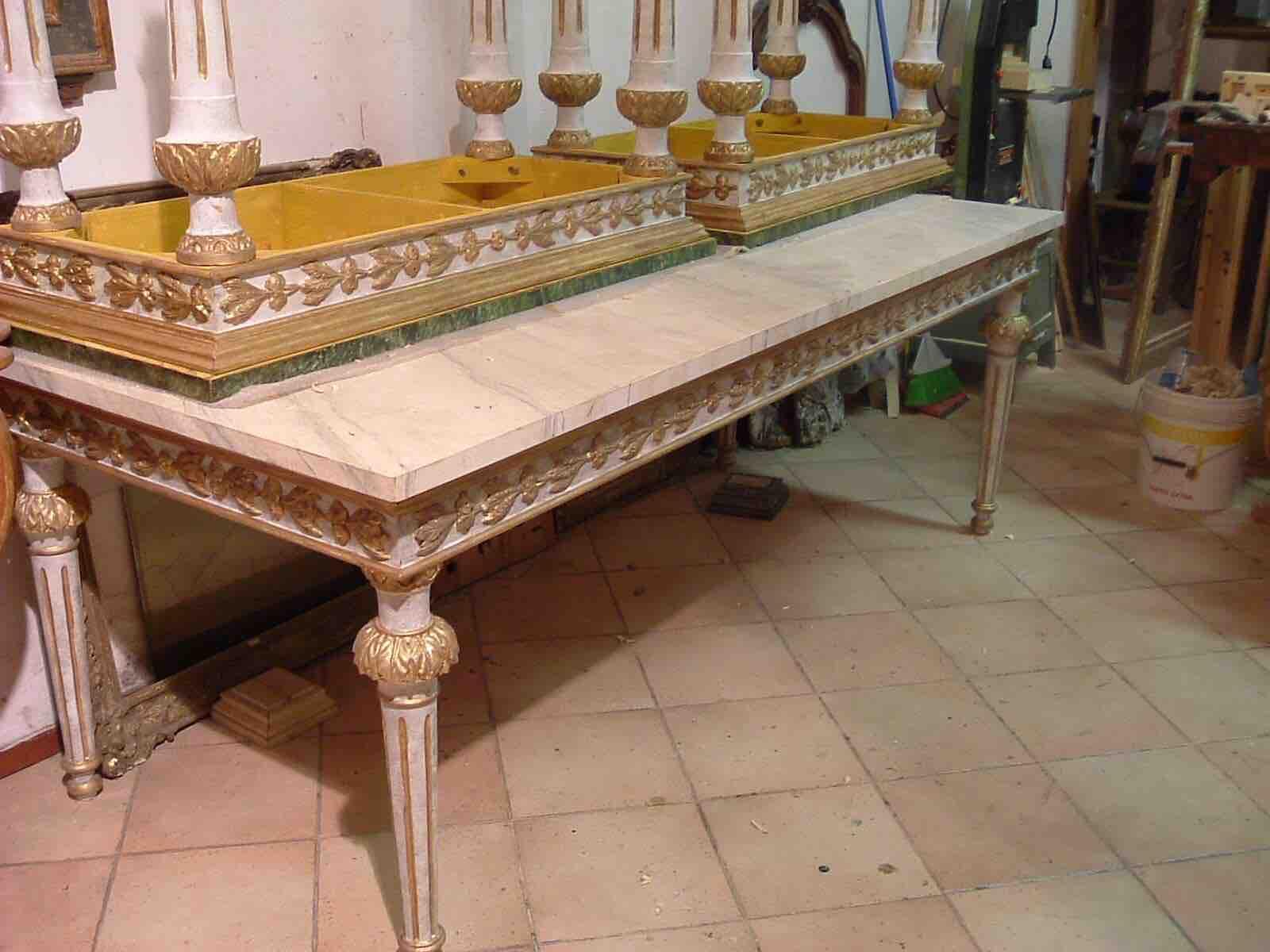 Vari Tavoli in legno